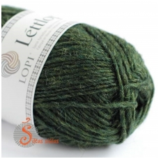 Lettlopi 1407 pine green heather