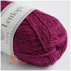 Lettlopi 1705 royal fuchsia