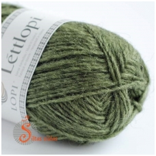Lettlopi 9421 celery green heather