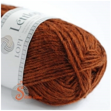 Lettlopi 9427 rust heather