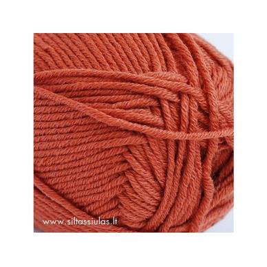 Merino Cotton 1343 rudens ryža 2
