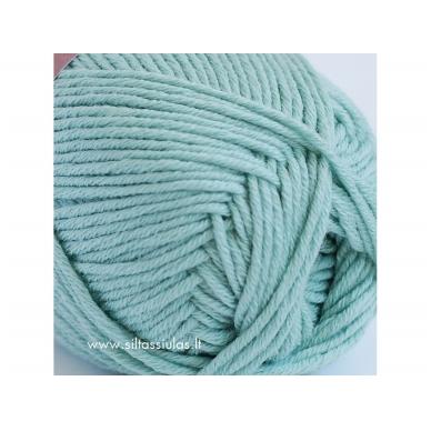 Merino Cotton 5106 mėtos žalsva 2