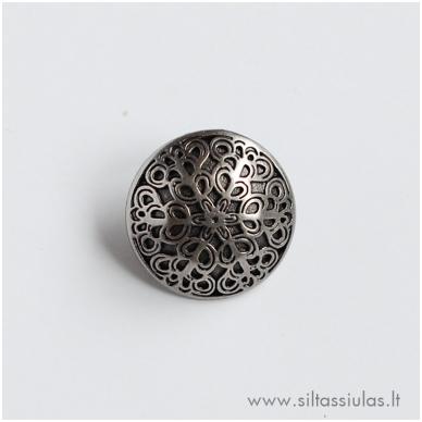 Metalinė saga (sendinto sidabro spalvos) 2
