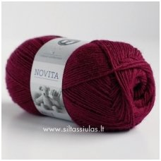 Nalle 589 red plum (bordo spalva)