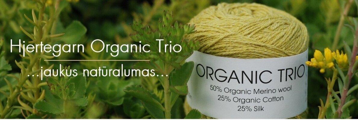 Organic Trio gamtoje
