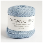 Organic Trio 5014 šerkšno melsva