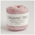Organic Trio 5015 švelni rausva