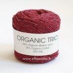 Organic Trio 5016 vyšnių bordo