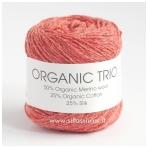 Organic Trio 5017 rudens oranžinė