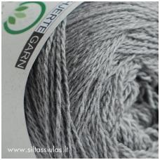 Organic 350 sidabro pilka 4025