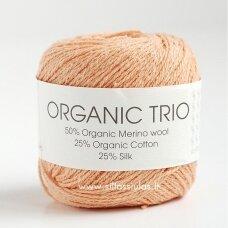 Organic Trio 5024 švelni persikinė