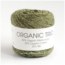 Organic Trio 5027 miško žalia