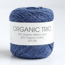 Organic Trio 5001 mėlyna