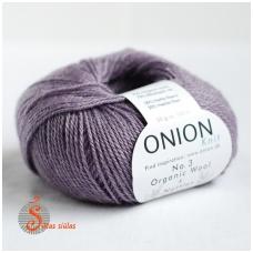 Organic Wool + Nettles No. 3 alyvine 1107