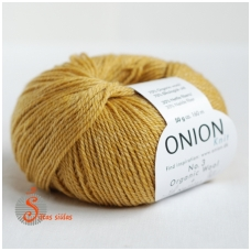 Organic Wool + Nettles No. 3 karis 1109