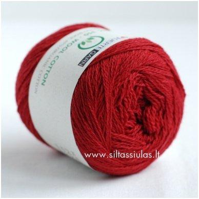 Organic 350 erškėtrožių raudona 4091 2