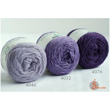 Organic 350 frezijų violetinė 4046 3