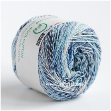 Organic 350 marga mėlyna 4311 2