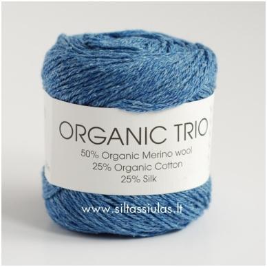 Organic Trio 5004 vandenyno mėlyna