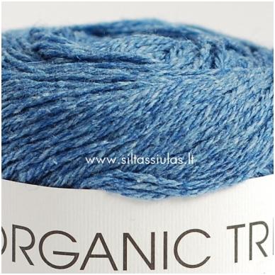 Organic Trio 5004 vandenyno mėlyna 2