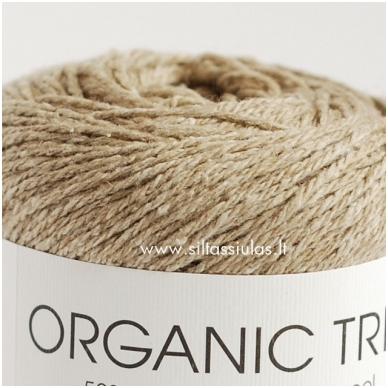 Organic Trio 5007 smėlio rusva 2