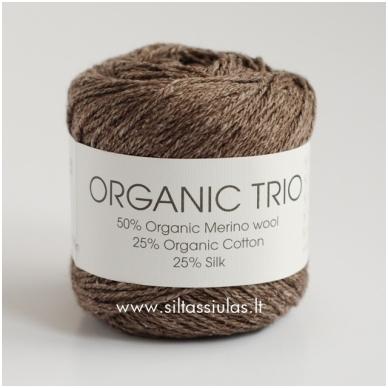 Organic Trio 5009 medžio ruda