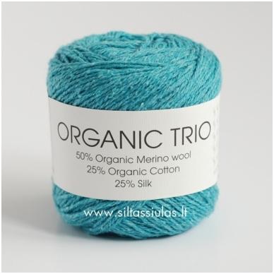 Organic Trio 5010 vandens žydra