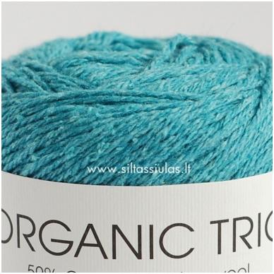 Organic Trio 5010 vandens žydra 2