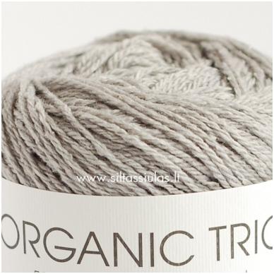 Organic Trio 5013 sidabro pilka 2