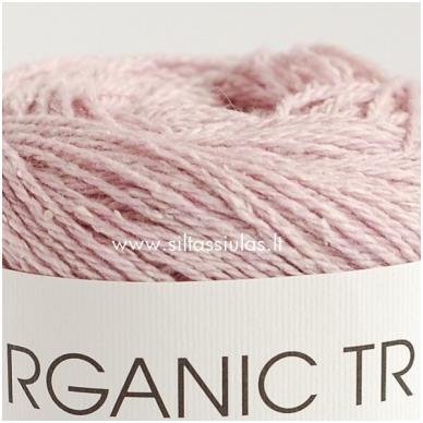 Organic Trio 5015 švelni rausva 2
