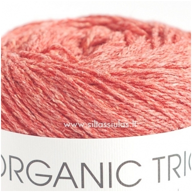 Organic Trio 5017 rudens oranžinė 2