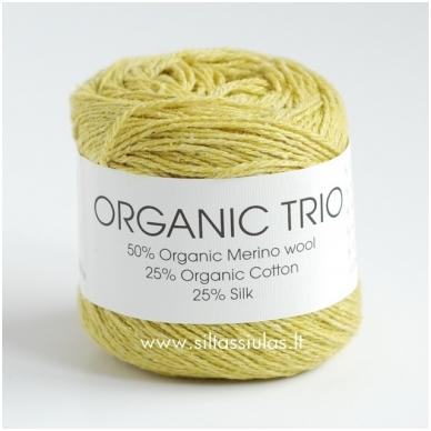 Organic Trio 5019 citrinų žalia