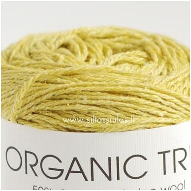 Organic Trio 5019 citrinų žalia 2