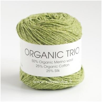 Organic Trio 5020 pavasario žalia