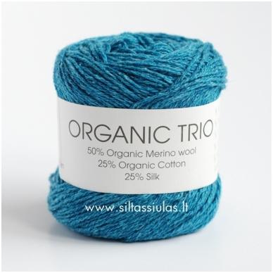 Organic Trio 5021 lagūnos mėlyna