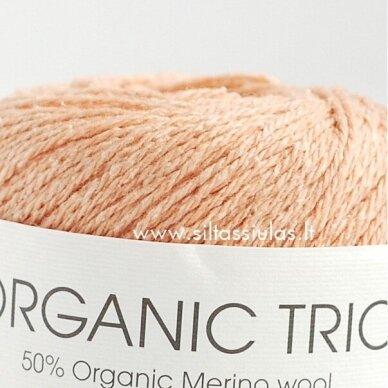 Organic Trio 5024 švelni persikinė 2