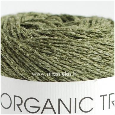 Organic Trio 5027 miško žalia 2