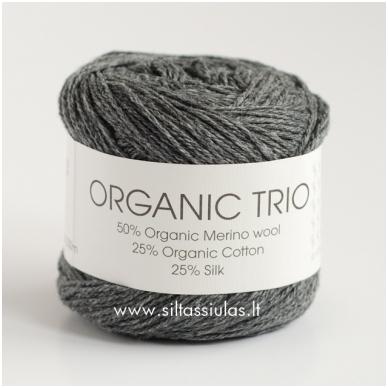 Organic Trio 5032 grafito pilka