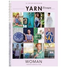 Scheepjes Booazine YARN 5 Woman (Moteris)