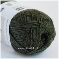 Sock 4 tamsi samaninė žalia 7770