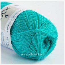 Sock 4 smaragdo žalia 7555