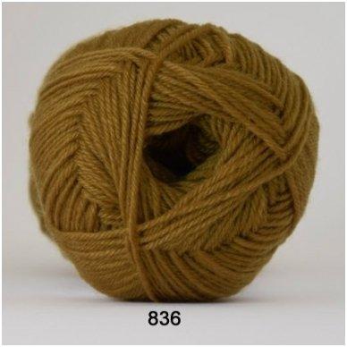 Sock 4 pistacijų rudai žalia 836 2