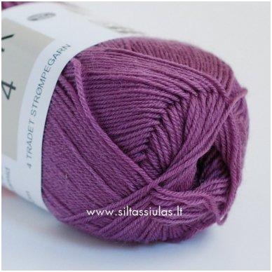Sock 4 viržių violetinė 6973