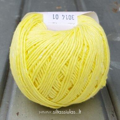 Stenli Lotos 3014 citrinų geltona