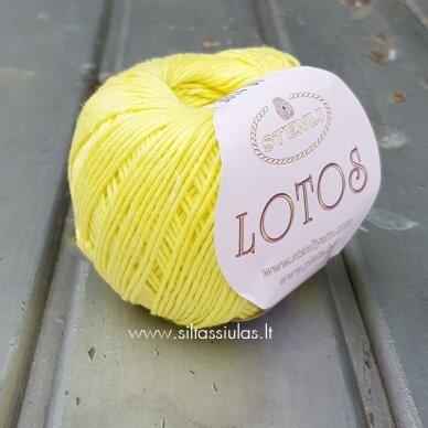 Stenli Lotos 3014 citrinų geltona 2