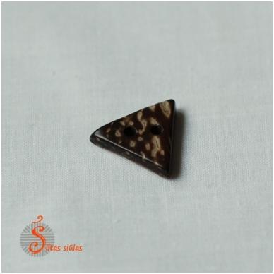 Trikampė sagutė 2
