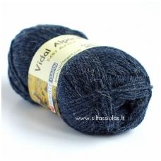 Vidal Alpaca 2544 tamsi pilkai mėlyna