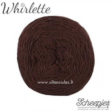 Whirlette 863 Chocolat (ruda)