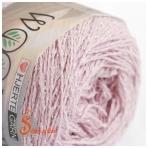Wool Silk 3015 švelni rausva