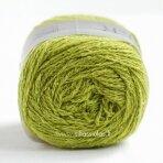 Hjertegarn Wool Silk 3020 pavasario žalia